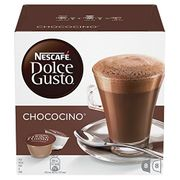 NESCAF DOLCE GUSTO Chococino Coffee Pods, 16 Capsules (Pack of 3)