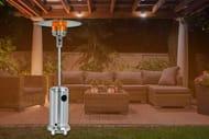 Outdoor Patio Gas Heater BIG Saving