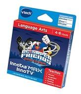 "Vtech 274803 ""InnoTV Innotab Max DC Super Friends Gotham City Robots"" Game"