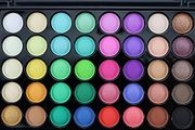 Flyclore 40 Colors Matte Eyeshadow + Brush Set Palette Makeup Set
