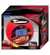 Lexibook Disney Cars Projector Alarm Clock HALF PRICE