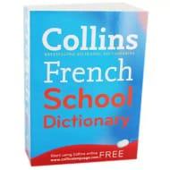 10 French Pocket School Dictionaries Bundle