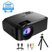Deal Stack - Mini Projector - £10 off + Lightning
