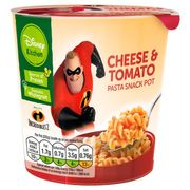 Disney Cheese and Tomato Pasta Snack Pot 50G