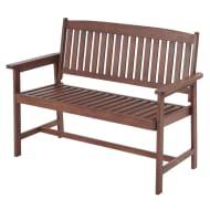Wilko FSC Wooden Bench