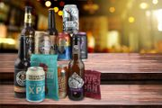 Beer52 *FATHERS DAY* Craft Beer Hamper, Magazine & Snack - 10 Beers!