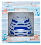 Yankee Candle Lifes a Beach Melt Warmer Gift Set + 3 Wax Melts