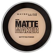 Maybelline Matte Maker Mattifying Powder 50 Sun Beige 16g