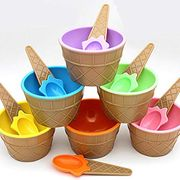 Ice Cream Cereal Bowls £3 + FREE DELIVERY