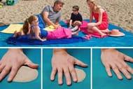 Xl or XXL Magic Anti-Sand Beach Mat - 3 Colours