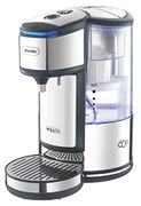 Breville BRITA Filter HotCup Hot Water Dispenser, 1.8 Litre, Stainless Steel