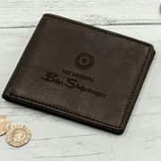 BEN SHERMAN LEATHER WALLET BROWN Pay £13.50 with Code