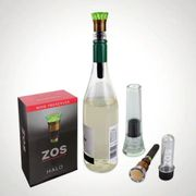 CELLARDINE ZOS HALO WINE PRESERVATION SYSTEM + 10% Extra with Code