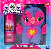 Novelty Gifts for Hatchimals Bathtime Duo Gift Set at Amazon