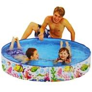 Fish Rigid Pool 150cm at TJ Hughes Only £7.99