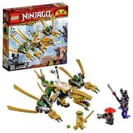 Golden Dragon Lego Ninjago