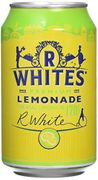 R Whites Lemonade Cans, 24 x 330 ml Only £7