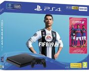 SONY PlayStation PS4 with FIFA 19 - 500 GB Only £249