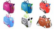 Trunki Ride-on Children Kids Hand Luggage Suitcase