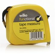 Functional Neon Tape Measure 3m