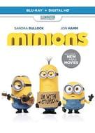 Minions (Blu Ray)