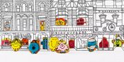 10% off Our Mr. Men and Little Miss Collections at Biscuiteers