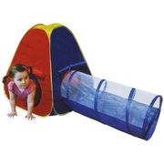 Great Value! Pop up Play Tent with Tunnel - Free C&C - 25% Off with Code