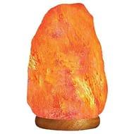 MAC Natural Himalayan Crystal Rock Salt Lamp