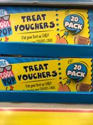 Poundland - Fathers Day Treat Booklet