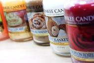 6 Assorted Yankee Candle Classic Large Jar MEGA BARGAIN! 55% Off!