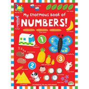 My Enormous Book of Numbers Book