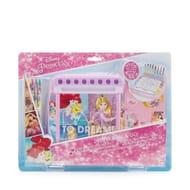 Disney Princess - Disney Princess Deluxe Roll & Go Art Desk HALF PRICE