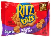 Ritz Bits Peanut Butter (28g) Only 15p at Candy Hero