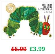 The Very Hungry Caterpillar Board Book ***4.7 STARS***