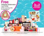 3 for 2 Cosmetics at Superdrug & Free Gift