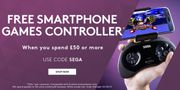 *Today Only *Jacamo - Free Smartphone Games Controller on a £50 or More Order