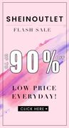 Up to 90% off @Shein