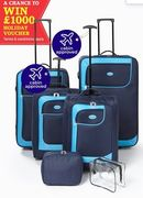 6-Piece Luggage Set - Save £120