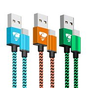 USB C Cable Younits USB Type C Cable [3-Pack/2M] Nfast Type C