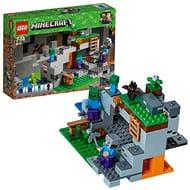 LEGO 21141 Minecraft the Zombie Cave Adventures