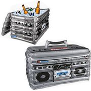 Inflatable Boom Box Cooler Summer Outdoor Party Drinks Bottle Bbq Supplies 60cm