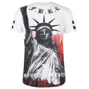 Fabric Sublimation T Shirt (Various Printed Designs Priced £5-£9)