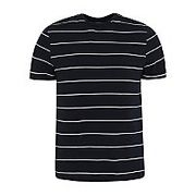Men's Navy Striped T-Shirt 2 for £5 (£3.50 Each) - SAVE £2.00
