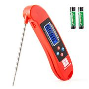 Digital Kitchen Cooking Food Meat Thermometer with Timer