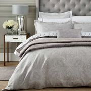 Kendari Double Duvet Cover, Grey