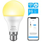 LED Smart WiFi Colour Changing Dimmable Light Bulb with App Control