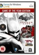 Batman Arkham City GOTY (PC)