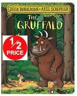 The Gruffalo - Board Book ***4.9 STARS*** 1/2 PRICE