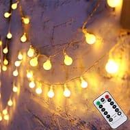 Liwiner LED Fairy String Remote& Timer