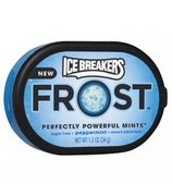 Ice Breakers Frost Peppermint Mints 34g Only 19p at American Sweets